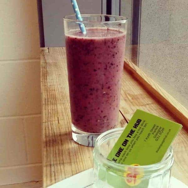 Bluberry Smoothie image
