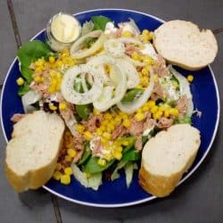 Tuna and Sweetcorn image