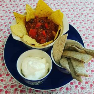 Vegetarian Chilli image