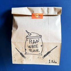The Cafe Hub | Plain White Flour 1kg image