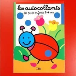 Language Hub Community Shop | French Sticker Book
