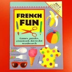 The Language Hub Community Shop | Children's French Learning Book